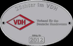 VDH-Plakete-2012